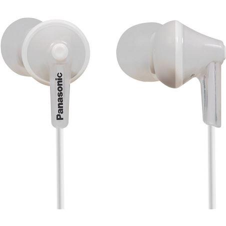 Auricular boto Panasonic rp-hje125e-w blanco PANRPHJE125E_W