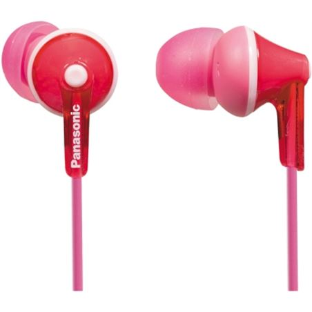 Auricular boto Panasonic rp-hje125e-p rosa RPHJE125EP
