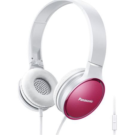 Auricular diadema Panasonic rp-hf300me-p rosa RPHF300MEP
