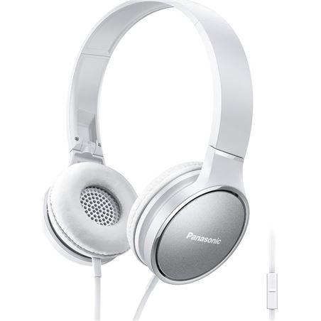 Auricular diadema Panasonic rp-hf300me-w blanco RPHF300MEW
