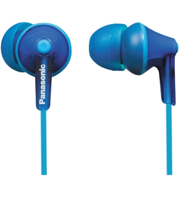 Auricular boto Panasonic rp-hje125e-a azul PANRPHJE125E_A - RPHJE125EA