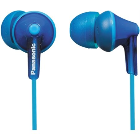 Auricular boto Panasonic rp-hje125e-a azul PANRPHJE125E_A