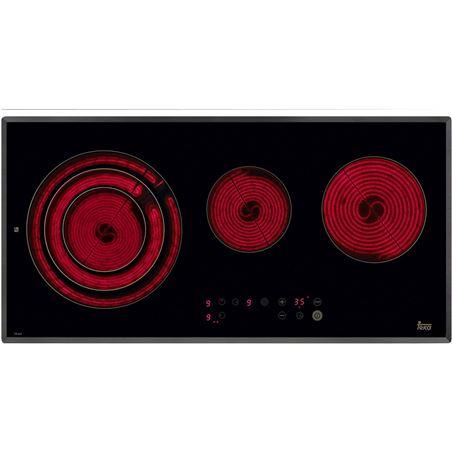 Placa vitro Teka tr831hz 3 fuegos 80cm biselada 10210004
