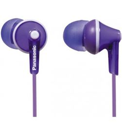 Panasonic RPHJE125EV auricular boto rp-hje125e-v violeta - RPHJE125EV
