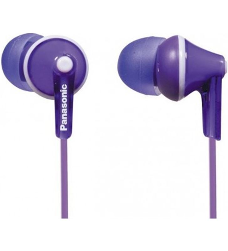 Auricular boto Panasonic rp-hje125e-v violeta RPHJE125EV - RPHJE125EV