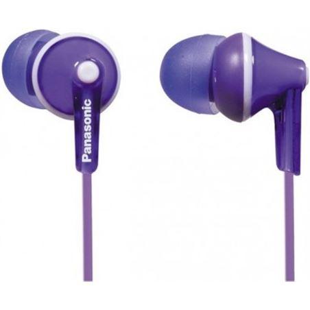 Auricular boto Panasonic rp-hje125e-v violeta RPHJE125EV