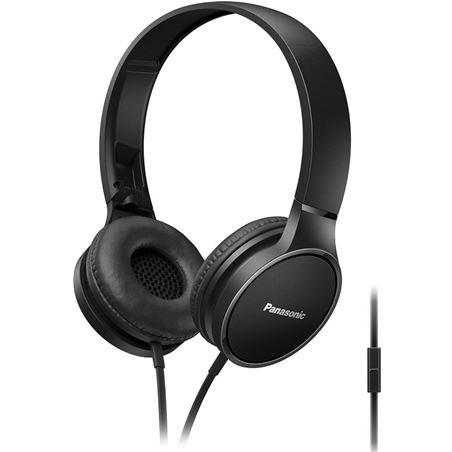 Auricular diadema Panasonic rp-hf300me-k negro RPHF300MEK