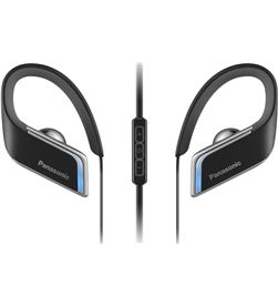 Auricular sport bluetooth Panasonic rp-bts50e-k n P168565 - RPBTS50EK