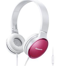 Auricular diadema Panasonic rp-hf300e-p rosa RPHF300EP - RPHF300EP