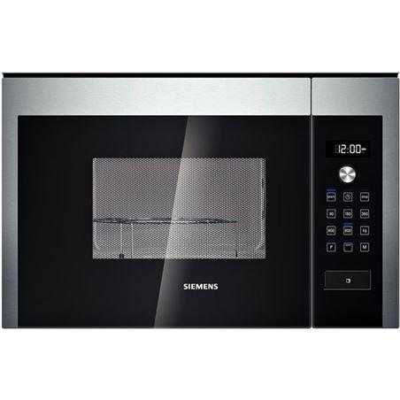 Microondas grill 20l Siemens hf15g564 negro/inox