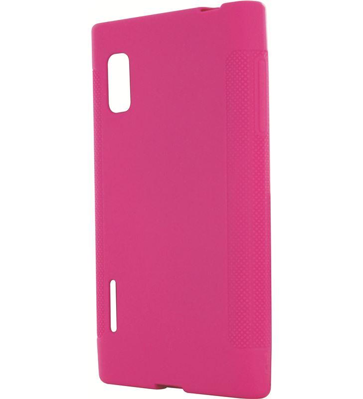 Muvit MUSKI0110 funda minigel rosa lg optimus l5 e610 - MUSKI0110