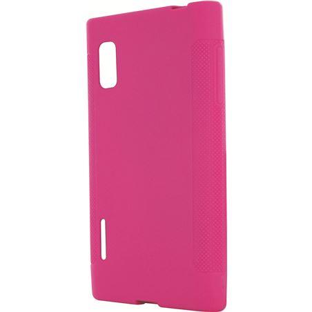 Muvit funda minigel rosa lg optimus l5 e610 muski0110