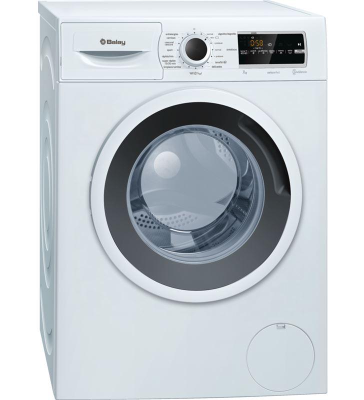 Balay lavadora carga frontal 3TS976BA blanca Lavadoras - 3TS976BA