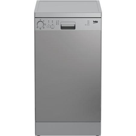 Beko lavavajillas dfs05011x inox