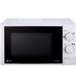 Lg microondas grill 20l mh6024d blanco - MH6024D