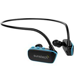 Sunstech ARGOS4GBBL auricular mp3 deporte azul Reproductores MP3/4/5 - ARGOS4GBBL