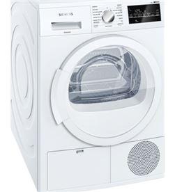 Siemens secadora condensacion WT46G210EE blanca Secadoras de condensación - WT46G210EE