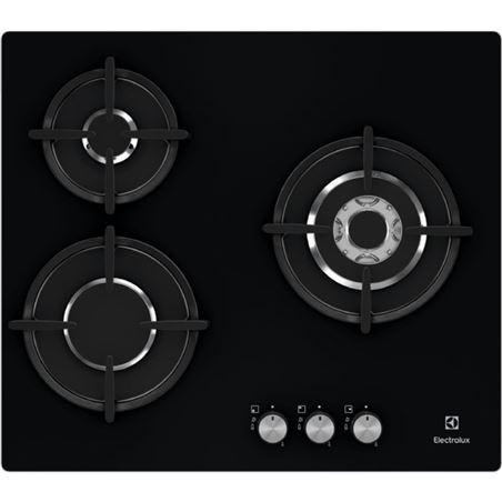 Electrolux placa gas EGT6633NOK 3f
