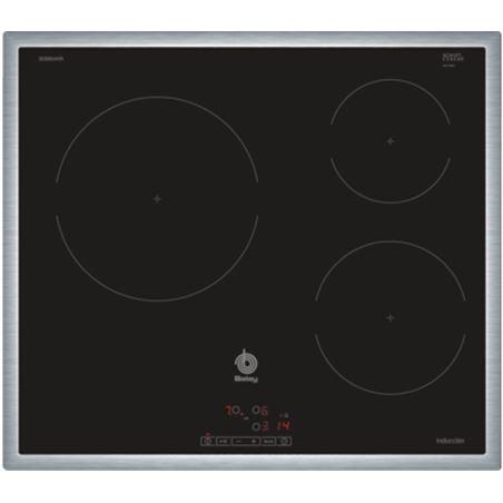 Balay placa induccion 3f inox 3EB864XR