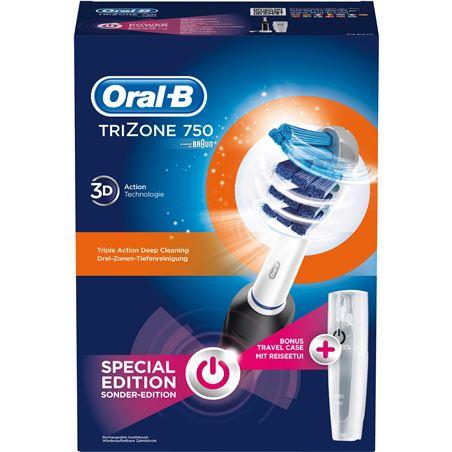 Braun oral b cepillo dental trizone 750 + estuche TRIZONE750E