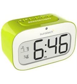 Sunstech despertador ckd30rd verde CKD30GN - CKD30GN