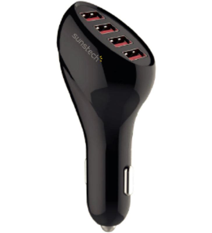 Sunstech adaptador cargador uscb DCU31BK Accesorios telefonia - DCU31BK
