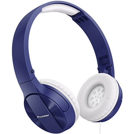 Auricular diadema Pioneer se-mj503-l azul SEMJ503L