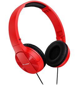 Auricular diadema Pioneer se-mj503-r rojo SEMJ503R - SEMJ503R