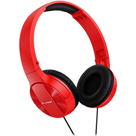 Auricular diadema Pioneer se-mj503-r rojo SEMJ503R