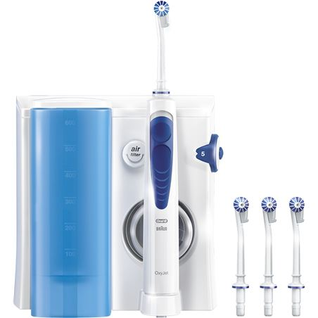 Braun oral b irrigador dental md20 oxyjet