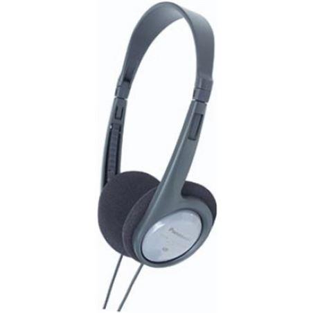 Auricular tv Panasonic rp-ht090e-h negro 5m. rpht090eh