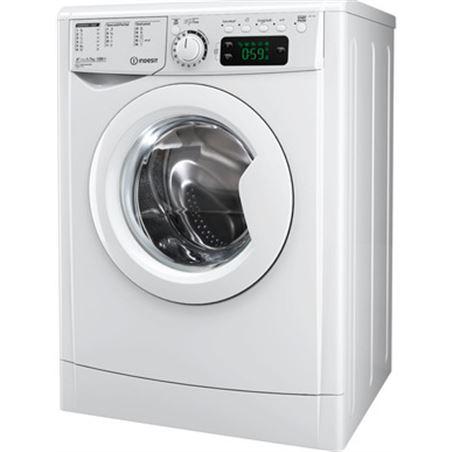 Indesit lavadora carga frontal ewe81252eu blanca EWE81252WEU