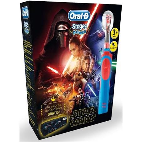 Braun oral b cepillo dental d12 stages star wars BRAPACKSTARWARS