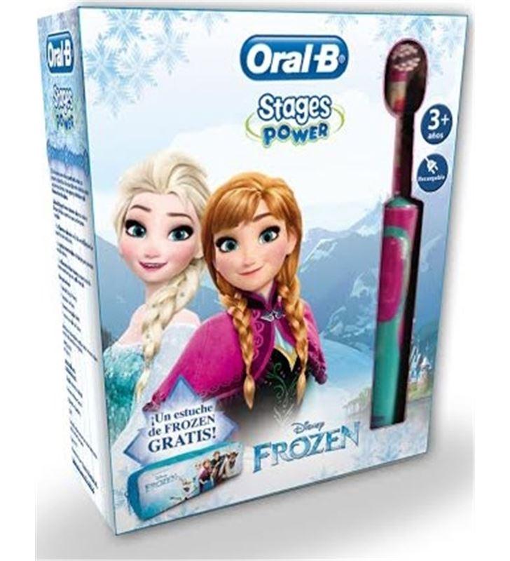 Braun PACKFROZEN oral b cepillo dental d12 stages frozen d12vitalityfro - PACKFROZEN