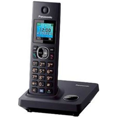 "Telefono inal Panasonic kx-tg7851spb 1.46"" color kxtg7851spb"