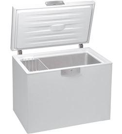 Congelador h Beko hs221520 76cm blanco a+ hsa221520 - HSA221520