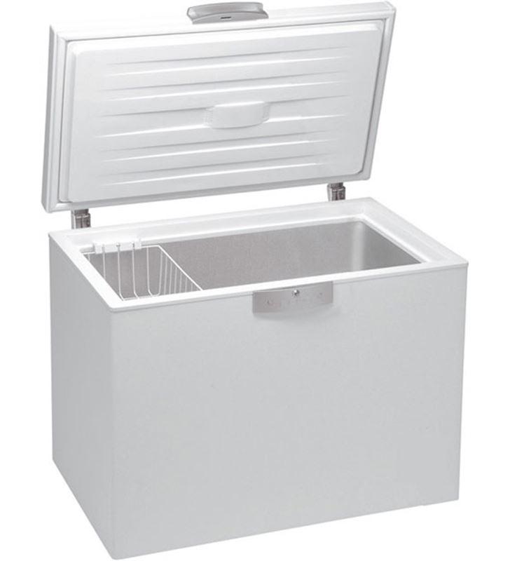 Congelador h Beko HS221520 76cm blanco a+ Congeladores y arcones - HSA221520
