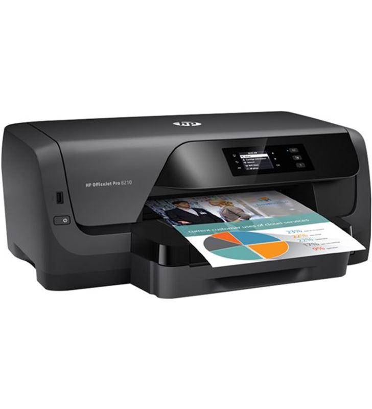 Hp D9L63AA81 impresora color officejet pro 8210 wi-fi - D9L63AA81