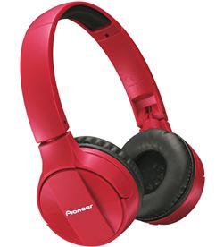 Pioneer SEMJ553BTR auricular diadema se-mj553bt-r rojo - SEMJ553BTR