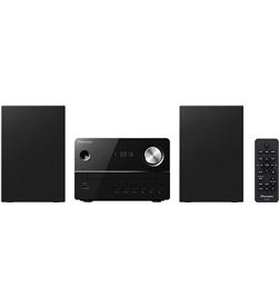 Micro cadena Pioneer x-em15 cd negra 10+10 usb XEM16 - XEM16