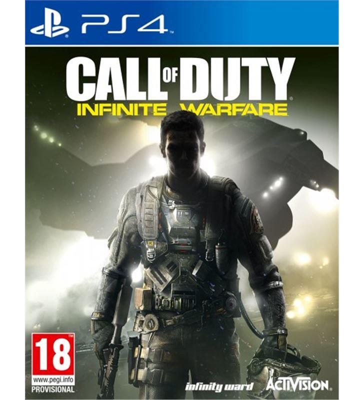 Sony juego ps4 call of duty infinity warfare 197185 - 197185