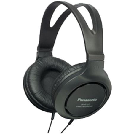 Auricular diadema Panasonic rp-ht161e-k negro rpht161ek