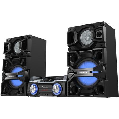 Micro cadena Panasonic sc-max4000ek 2400w jukebox SCMAX4000EK