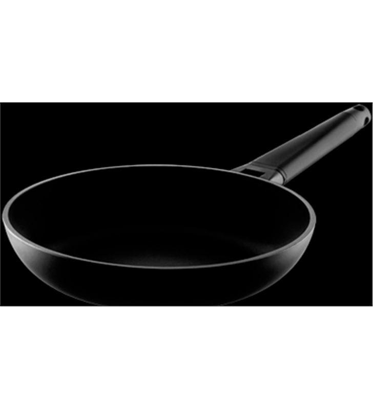 0002068 paella castey induccio manec negre 30cm 4-i30 4i30 - 4I30