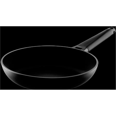0002068 paella castey induccio manec negre 30cm 4-i30 4i30