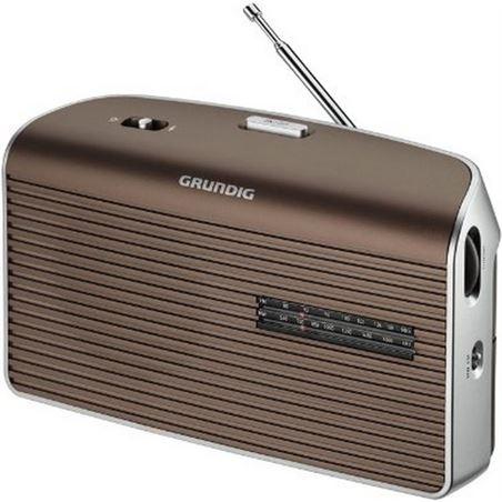 0001008 radio portatil grundig grn1550 music 60 mocca