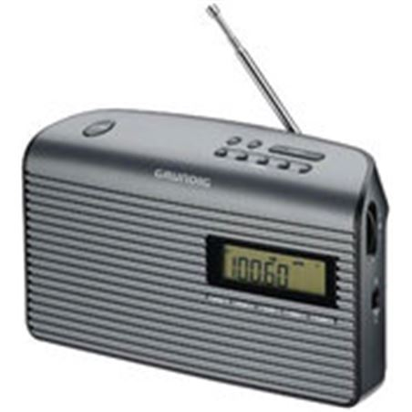 0001008 radio portatil grundig music61 neg/grafit (grn1410