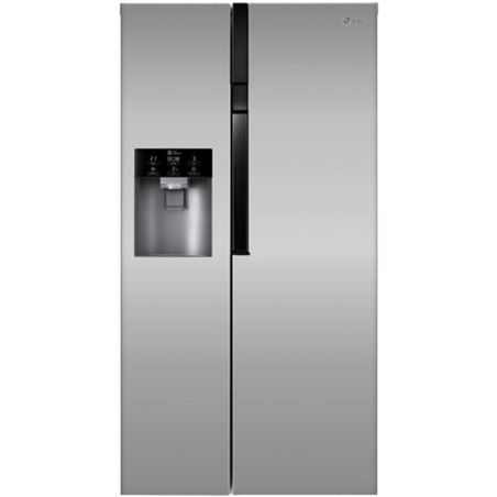 Lg frigorifico side by side GSL361ICEZ no frost a++ inox