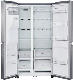 Lg GSL760PZXV frigorifico side by side no frost a+ inox - GSL760PZXV