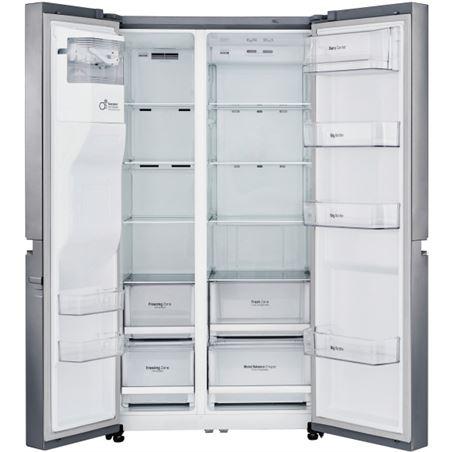 Lg frigorifico side by side GSL760PZXV no frost a+ inox